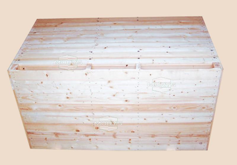 Skrzyniopaleta drewniana typu B